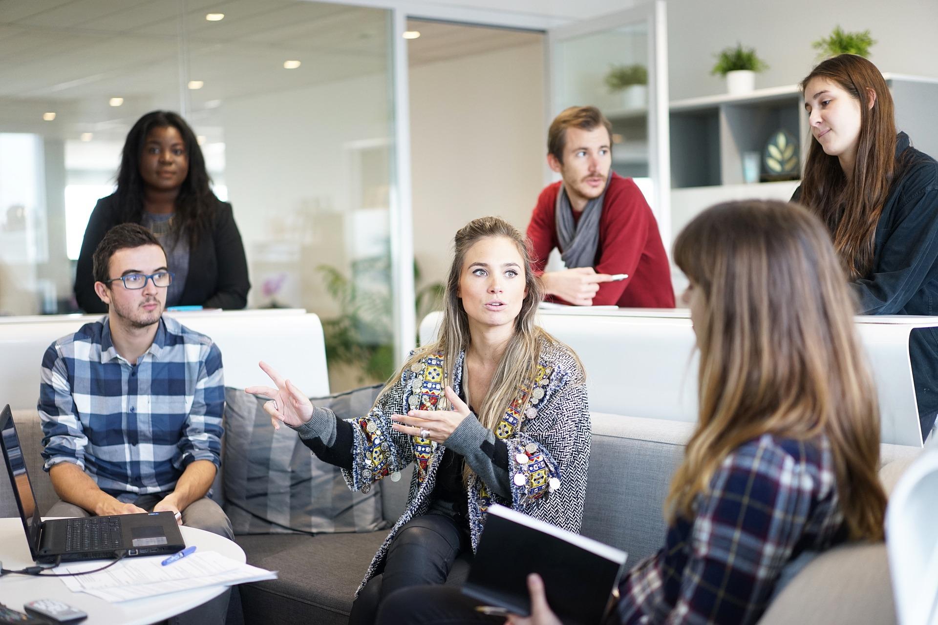 5 façons d'être un meilleur communicateur au travail